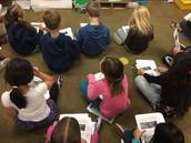 1st Grade Text Marking