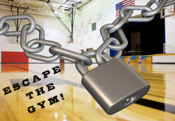 Can You ESCAPE THE GYM?