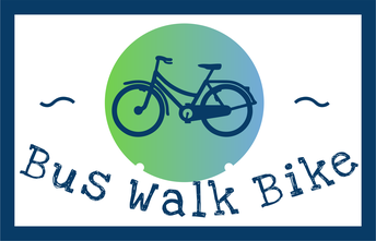 Bus Walk Bike Day - April 18th