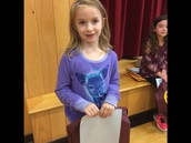 Our Kindergarten Citizen of the Month