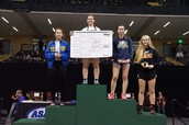 McKenzie Cook earns her 2nd State Championship!