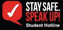 Stay Safe, Speak Up!