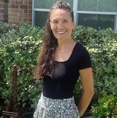 Spring Meadows Librarian, Kristen Golla