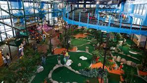 Indoor Theme Park Information