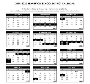 School Board Approves 2019-2020 and 2020-2021 School Calendars