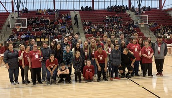 Recognition at Assemblies!