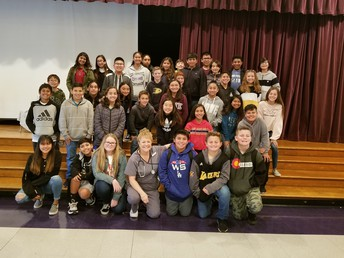 Vaping Assembly with Linda Dotell R.N.