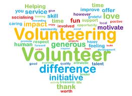 Volunteer Appreciation Week  April 20th-24th