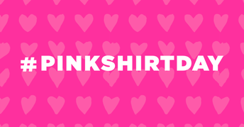 Pink Shirt Day is February 24