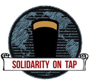 Solidarity on Tap RSVP and Mailing list