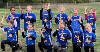 Girls Passers Champions