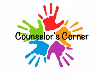 COUNSELLOR'S CORNER-MR. ERNST