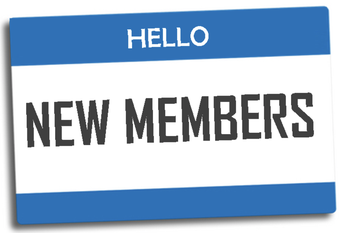 Membership Update...We added 119 members this past week.