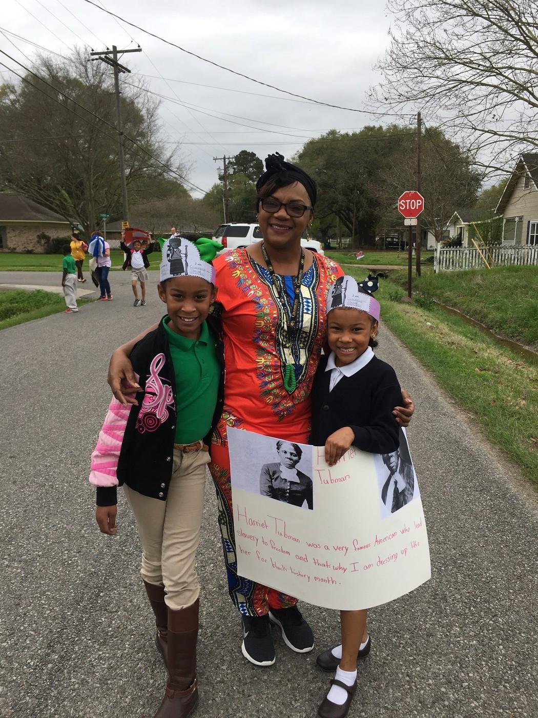 Highland's Black History Freedom Walk
