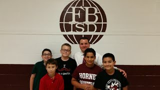 Greetings to Incoming 5th Graders from Dr. Sal Alvarado