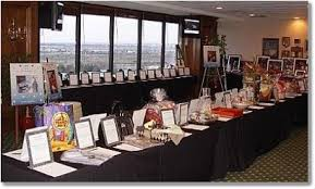 Many wonderful Silent auctions to bid on