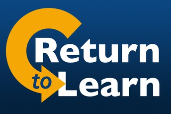 Return to Learn Packet available in ParentVUE