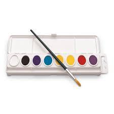 Watercolors (Acuarelas)