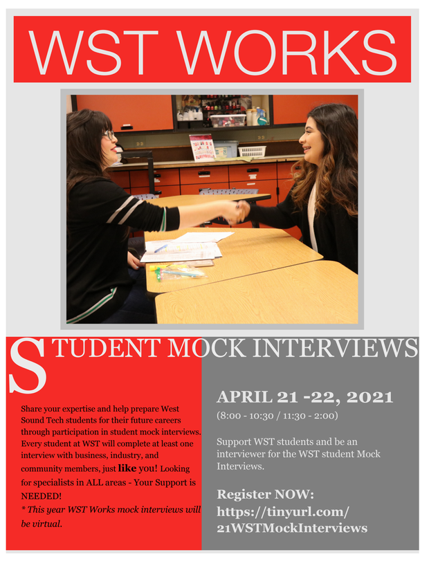 WST Mock Interview Sign Up