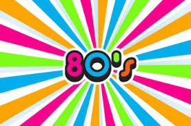 Final Spirit Day--Wednesday, May 22nd... 80's Day!