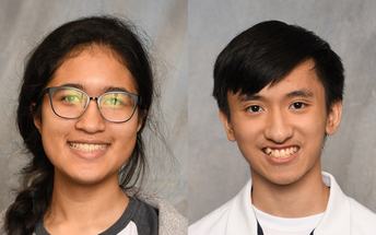 Kerr High School students Priya Sinha and Jason Ta were named National Merit Semifinalists.
