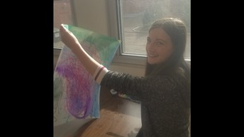 Artists at Wm. E. Hay Stettler Secondary Campus