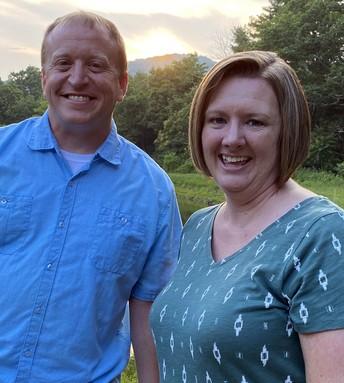 Mr. Brady Knight, Mrs. Stephanie Good