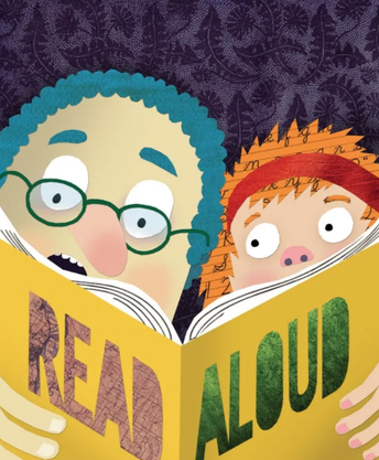 Read Aloud Club with Mr. Kieser: