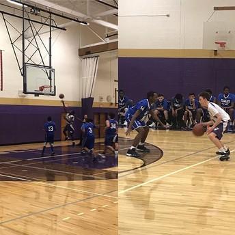 Boys Basketball on a Roll
