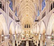 Saint Patrick's Cathedral in NY