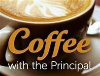 Principal's Coffee Over Zoom  Friday, April 10, 2020