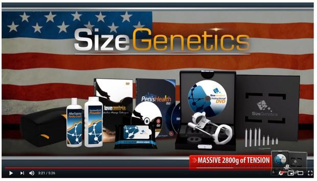 sizegenetics