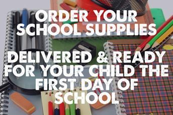 Order your 21-22 School Supplies Now!