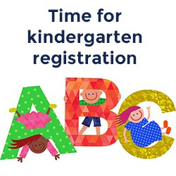 Online Kindergarten Registration is Coming!  Stay tuned for More Details.