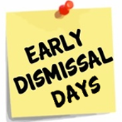 19-20 Early Dismissals