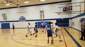8th grade tournament action