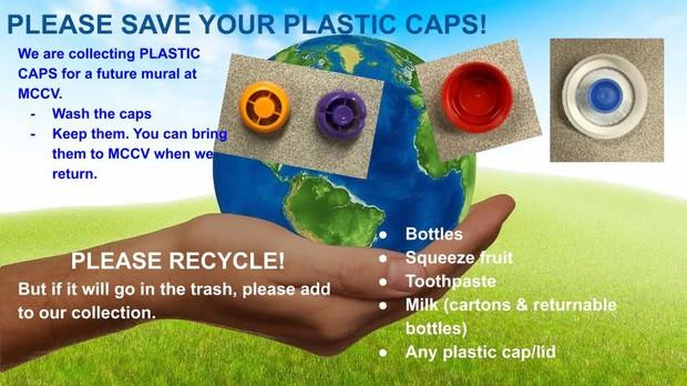 Image: Please Save Your Plastic Caps