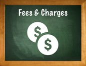 2017 FEES AND CHARGES