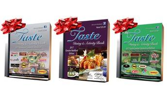 PTO Taste Books