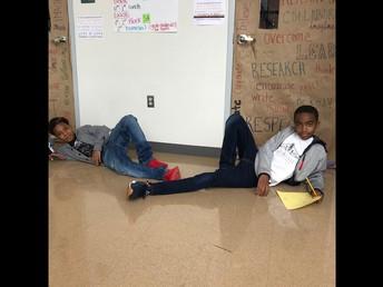 Flexible Seating Everywhere!