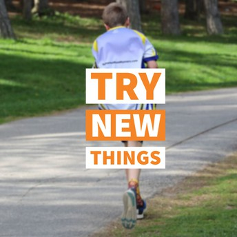 Try New Things graphic