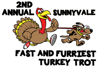 Turkey Trot registration in progress