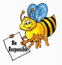 Be Responsible