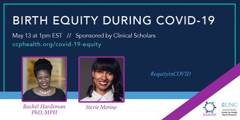 7. Webinar: Birth Equity During COVID-19