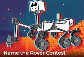 Name NASA's Mars Rover Contest!