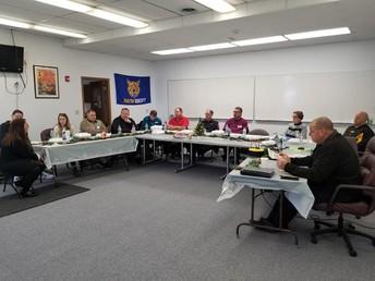 Community Leaders Meetings