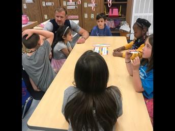 Kindergarten Sharing!