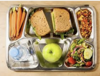 February 2019 School Lunch Menu