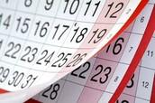 2017-18 School Calendar