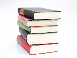 Library Books DUE May 25th